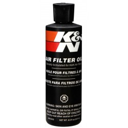 AIR FILTER OIL K&N 8OZ SQUEEZE