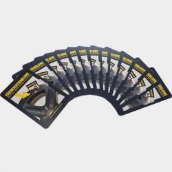 MIBENCO STENCIL CARDS