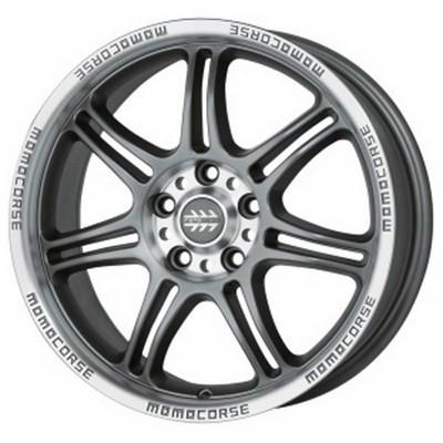 Felge Momo Corse 6,5X15 Et35 5X114,3 Anthracite Matt, Polished