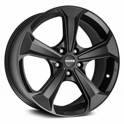 Rim Momo Sentry 9,5X19 Et50 5X112 Black Matt