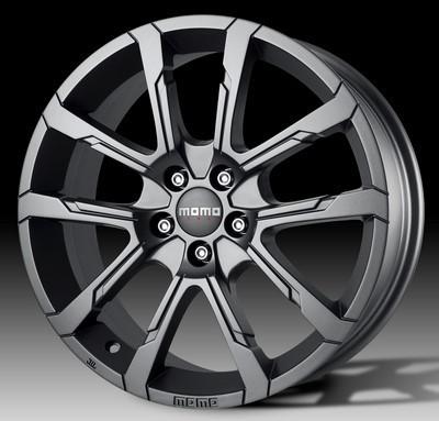 Wheel Momo Quantum 7,0X17 Et42 4X114 Anthracite Matt