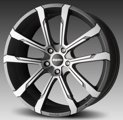 Wheel Momo Quantum Evo Ece 7,0X17 Et45 5X108 Anthracite Matt
