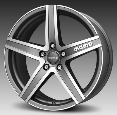 Cerchio Momo Hyperstar Evo 6,0X15 Et35 4X100 Anthracite Matt
