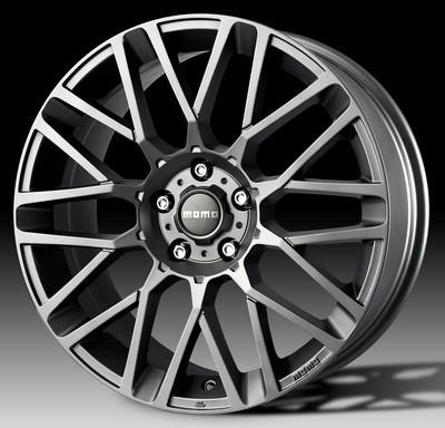 Cerchio Momo Revenge Ece 6,0X16 Et43 4X100 Anthracite Matt