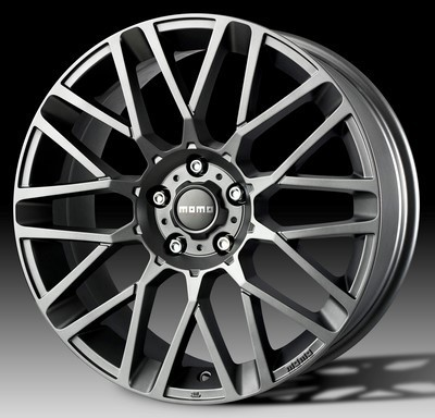 Wheel Momo Revenge Ece 6,0X16 Et43 4X100 Anthracite Matt