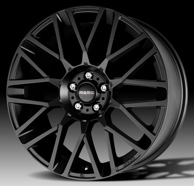Cerchio Momo Revenge Ece 6,0X16 Et43 4X100 Black Matt