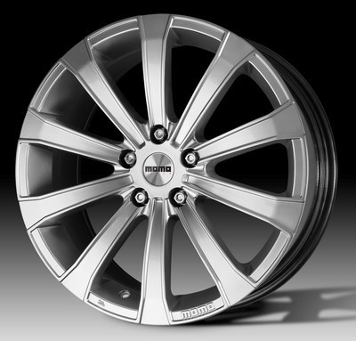 Wheel Momo Europe 8,0X17 Et35 5X100 Hypersilver