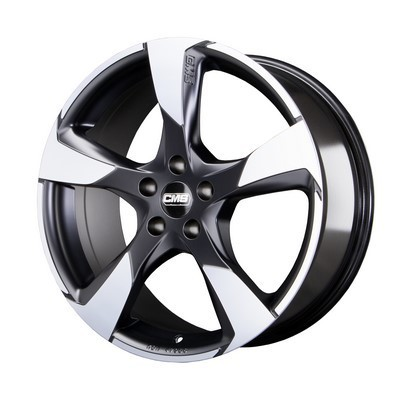Wheel Cms C18 7,0X16 Runflat Et35 4X100 Dmb 67.1R