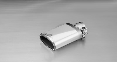 1 TAIL PIPE REMUS 142X72 MM