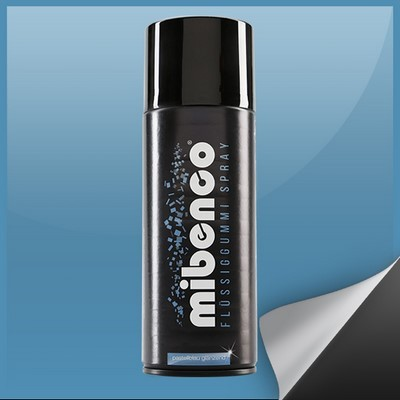 Mibenco Liquid Rubber Spray 400 Ml Bright Blue Pastel