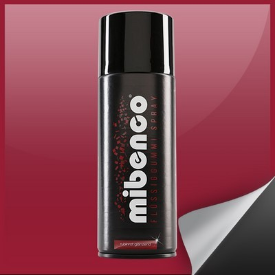 Mibenco Liquid Rubber Spray 400 Ml Yarkiy Krasnyy Rubin