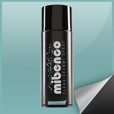 Mibenco Liquid Rubber Spray 400 Ml Sverkayushchaya Biryuzovymi