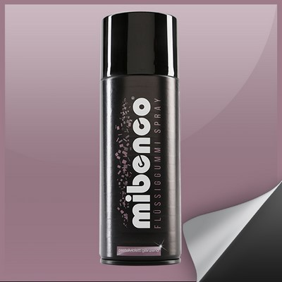 Mibenco Liquid Rubber Spray 400 Ml Pastel Violet Bright