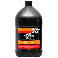 AIR FILTER OIL K & N 1 GAL