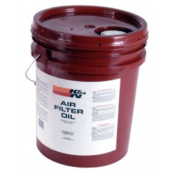 AIR FILTER OIL K&N 5 GAL