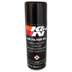 AIR FILTER OIL K&N 7.18 OZ...