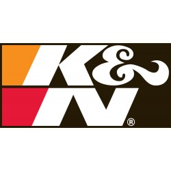 DECAL / STICKER K&N...