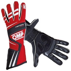 TECNICA EVO GLOVES RED SIZE S