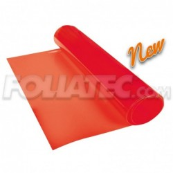 PLASTIC TINTED FILM RED 1...