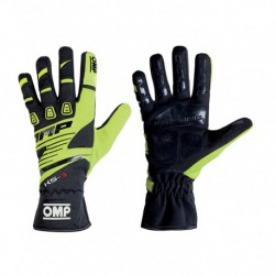 KS-3 GLOVES MY2018 YELLOW /...