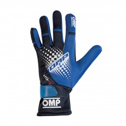 KS-4 GLOVES MY2018 BLUE /...