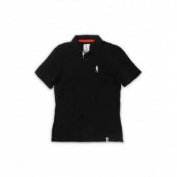 POLO SHORT SLEEVE BLACK...
