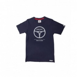 NAVY SHORT SLEEVE T-SHIRT S...