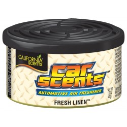 CS CAR SCENTS FRESH LINEN...
