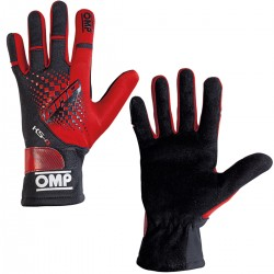 KS-4 GLOVES MY2018 RED /...