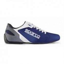 SHOES SL-17 SIZE 44 BLUE WHITE