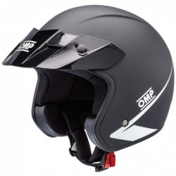 STAR CASCO MATT NEGRO TALLA L