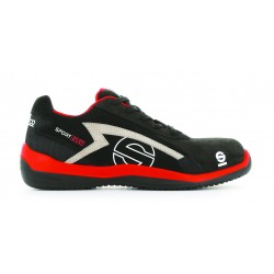 BLACK SPORT EVO SHOES SIZE 39