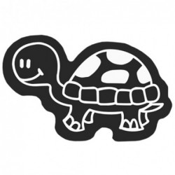 ADHESIVE FAMILY TURTLE CS5