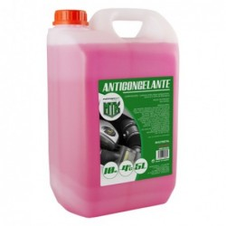 ANTIFREEZE 5L 10% PINK -4º CS4
