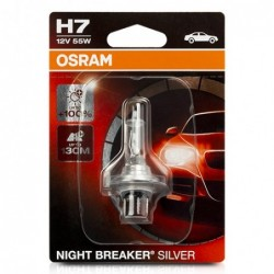 H7 1 NIGHT B SILVER 55W12V...