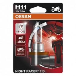 H11 55W 1 NIGHT RACER + 110%