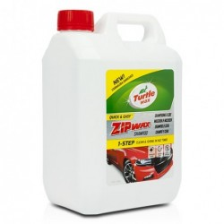 ZIP WAX 2.5LTR SHAMPOO WITH...