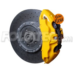 YELLOW BRAKE CALIPER PAINT...