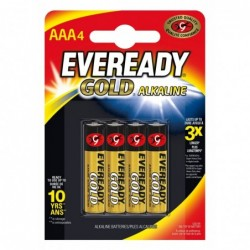 EVEREADY GOLD LR03 (AAA) BL4