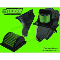 GREEN MB0621 MOTORCYCLE FILTER
