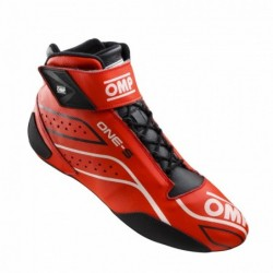 ONE-S SHOES RED / BLACK /...