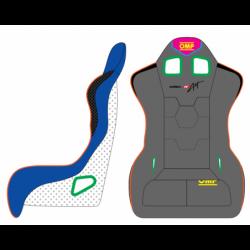 WRC ART SEAT FIA 8855-1999