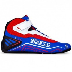 K-RUN SHOES SIZE 41 BLUE / RED