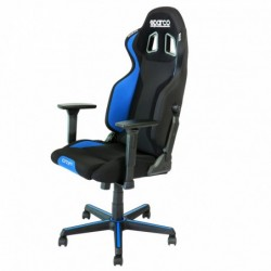 BLACK / BLUE GRIP CHAIR