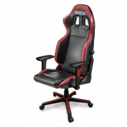 ICON OFFICE SEAT BLACK / RED