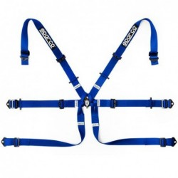 HARNESS 6PT P-2 &quotBLUE...