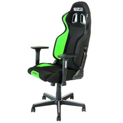BLACK / GREEN GRIP CHAIR