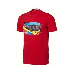 FERRARI FAIR SIZE T-SHIRT S