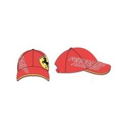 FERRARI HAT FI NAME SIZE ONLY