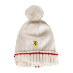 FERRARI BEANIE WOOL HAT ONE...